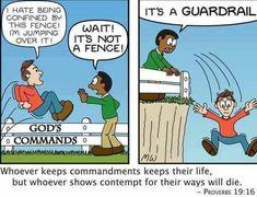 Christian Cartoons, Christian Humor, Christian Life, Christian Quotes, Christian Comics, Mormon Humor, Jw Humor, Bible Humor, Lds Memes
