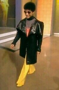 """Prince on """"The View."""""""