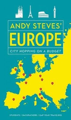 Andy Steves has been traveling Europe his whole life. After a study abroad…