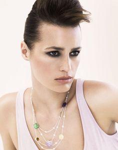 Yasmin Le Bon - Josh Van Gelder - 2009 #Makeup by Lisa Eldridge http://www.lisaeldridge.com/gallery/celebrities/
