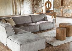 Living Room Sofa, Living Room Interior, Home Living Room, Living Area, Home Room Design, Living Room Designs, Beautiful Living Rooms, Best Sofa, House Rooms