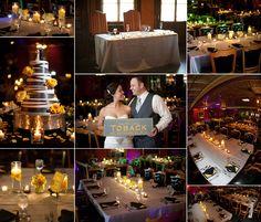 Ceviche Downtown Orlando Garrett Frandsen Anna Cakes Wedding Reception Photographer Inspiration