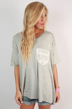 """For the important events in your life that require a casual look, grab this """"Once in a Lifetime"""" top!"""