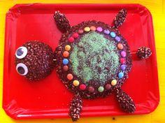 Torta tartaruga (Emilio 5 anni)