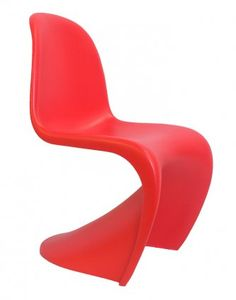 Replica Panton Kids S Chair – Red