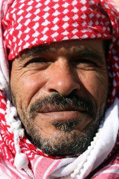 Man from Jordania