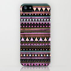 ETHNIC TRIBAL iPhone & iPod Case by Nika  - $35.00