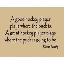 Hockey Quote
