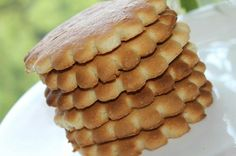 Russian Recipes, How Sweet Eats, Biscotti, Gingerbread, Waffles, Cheese, Cookies, Breakfast, Food
