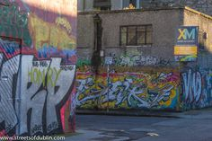 Street Art - Windmill Lane - [ Photo is licensed under a Creative Commons Attribution-ShareAlike License. Visit: http://free-stock-photographs.storopa.com/street-art-windmill-lane-20/ ] #infomatique