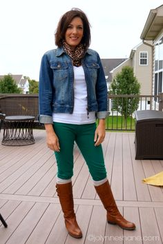 Fashion Over 40 | Daily Mom Style 10.16.13