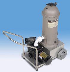 Spectrum Harmsco 2hp 220v Pool Vacuum Pool Pinterest