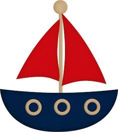 This is best Boat Clipart Sailboat Fishing Boat Clipart Free for your project or presentation to use for personal or commersial. Applique Patterns, Applique Designs, Quilt Patterns, Sailor Theme, Party Kit, Baby Shawer, Nautical Party, Baby Boy Shower, Baby Quilts