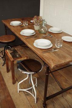 Cross Brace Dining Table £495