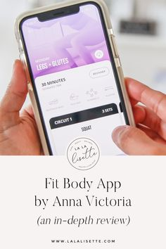 Fit Body App by Anna Victoria Wellness Fitness, Health And Wellness, Health Tips, Fit Body Guide, Lifting Programs, Lose Fat Workout, Lose Body Fat, Workout Schedule, High Intensity Interval Training