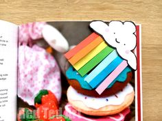 You will love how cheap and easy these Rainbow Corner Bookmark Designs are to make. Must see, darling and unique designs. So cute. Great little gifts.