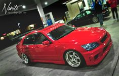 Close-Up: Risky Devil Altezza Driving Across Country, Toyota Starlet, Lexus Is300, Honda Civic Sedan, Car Mods, Japan Cars, Toyota Cars, Aluminum Radiator, Fender Flares