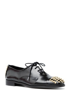 TOUCH - Studded lace-up shoes