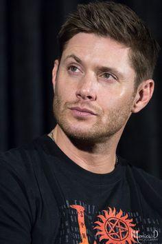 "monicad-photography: ""Jensen Ackles : J2 Panel, Creation Entertainment Supernatural Convention, San Francisco, CA, 4 December 2016 """