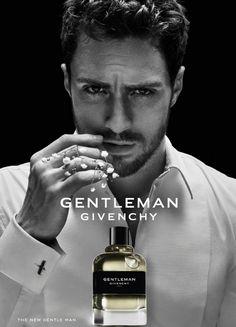 Gentlemen, Givenchy. Fragrance for men.