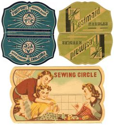 Sewing Ephemera