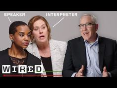 (9) Interpreter Breaks Down How Real-Time Translation Works | WIRED - YouTube