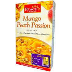 Peace Cereals Mango Peach Passion Cereal (12x10 Oz) >>> Want to know more, click on the image.