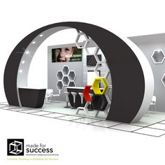 At Made for Success, we are proud to make exhibition stands that meet the needs of our customers. Each exhibition stand design can be adjusted to meet your individual needs. #CreativeIdeas, #CreativeDesign, #CreativeSolution, #CreativeAgency, #logodesign, #typography, #commercialads, #creativeconceptdesign, #Exhibitionstand, #exhibitionstandbuilders, #exhibitionstanddesign #mydubai, #dubai