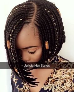 Likes, 91 Comments – VoiceOfHair (Stylists/Styles) ( – Hair Design Ideas Box Braids Hairstyles, Kids Braided Hairstyles, Short Bob Hairstyles, African Hairstyles, Girl Hairstyles, Braids Bob Style, Bob Braids, Braids Wig, Braid Styles