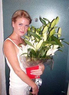 Фото доставки цветов от Фламинго.Ру