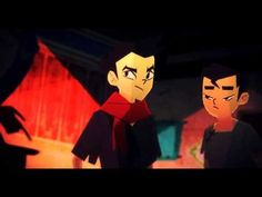 A miniseries featuring Mako and Bolin entering the crime world. Nickelodeon hasn't released Part 2
