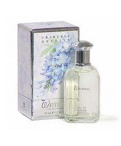 Wisteria Crabtree & Evelyn for women. My absolute favorite floral scent!!! I LOVE this stuff.  It smells so good!