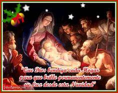 Frases navideñas con el Nacimiento de Jesús
