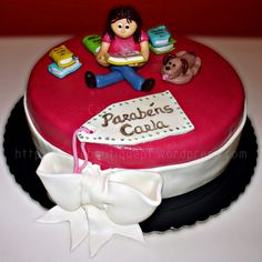 Bolo dos Livros  #Bolos #Chocolate #Cupcake #CakeDesign #Oeiras #Lisboa
