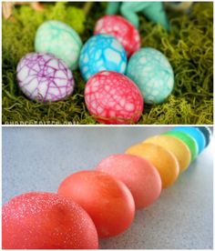 27 Best Easter Egg Coloring Tips, Eye & Design