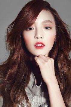 Vogue Girl Korea March | Goo Hara