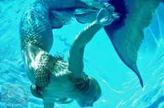 Mermaid Melissa Real Life Mermaid by MermaidMelissa, via Flickr