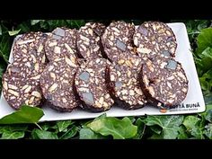 Biscuit salami (old recipe, step by step) No Cook Desserts, Easy Desserts, Old Recipes, Cooking Recipes, Cream Cheese Flan, Cook N, Food Wishes, Romanian Food, English Food