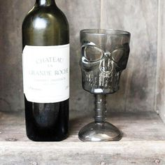 Drinking anything from a skull makes it taste ten times better, right? We dare you to take a sip from this skull-friendly goblet. Great for ...
