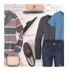 """""""Eco Chic: Featuring Ethletic, Stella McCartney, IOUProject, Patagonia, Good Society, and Econscious"""" by kurious ❤ liked on Polyvore featuring STELLA McCARTNEY, Ethletic and Patagonia"""