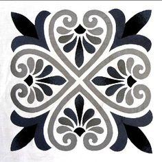 tattoo - mandala - art - design - line - henna - hand - back - sketch - doodle - girl - tat - tats - ink - inked - buddha - spirit - rose - symetric - etnic - inspired - design - sketch Stencil Patterns, Stencil Designs, Tile Patterns, Applique Designs, Pattern Art, Embroidery Patterns, Stencil Painting, Ceramic Painting, Fabric Painting