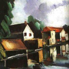 The River, Maurice de Vlaminck