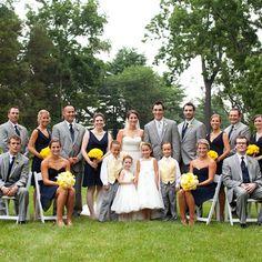pink navy grey groomsmen] | Attire and Accessories Budget & DIY Destination Weddings Invites and ...