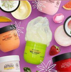 The Body Shop Cactus Flower body yogurt The Body Shop, Body Shop Body Butter, Body Shop At Home, Beauty Care, Beauty Skin, Yogurt, Body Shop Skincare, Real Diamond Earrings, Beauty And Beast Wedding