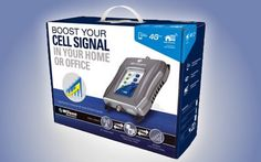 I purchased the #Wilson_Electronics 460101 DT 4G Cell Phone Signal Booster for my home because I have trouble finding a cell phone… #Gadgets