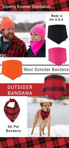 Stormy Kromer Waxed Dog Jacket Winter Cotton Pet Coat