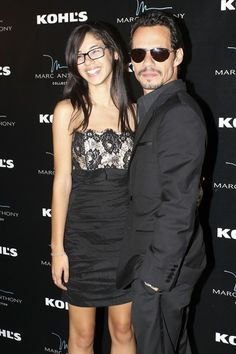 Marc Anthony & his daughter Ariana