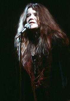 Janis Joplin..may the strong memories of your  talent endure always.
