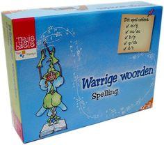 Spelling warrige woorden