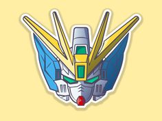 Wing Gundam Zero EW by Michael Lanning on Dribbble